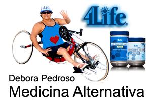 Debora Pedroso & 4Life Medicina alternativa